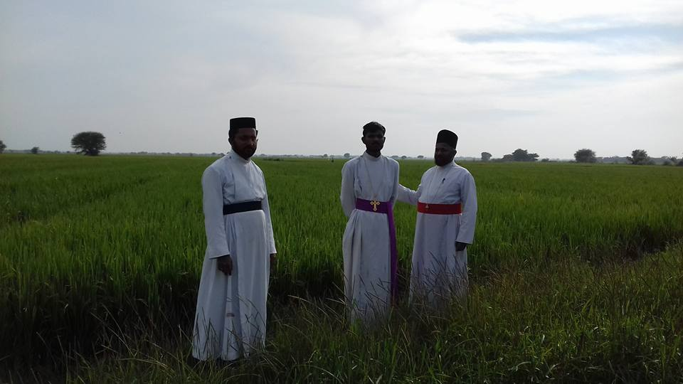 Gregorian Syrian Orthodox Mission Clergy
